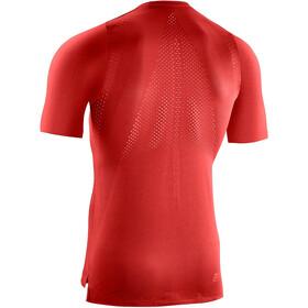 cep Run Ultralight Shirt Short Sleeve Men lava